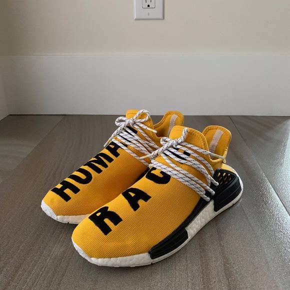 adidas Shoes | Yellow Human Race Og